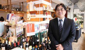 株式会社柴田屋酒店様:業務用酒類の卸