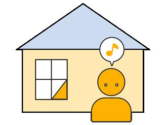 在宅勤務などのテレワークが<br>出来る環境を構築したい