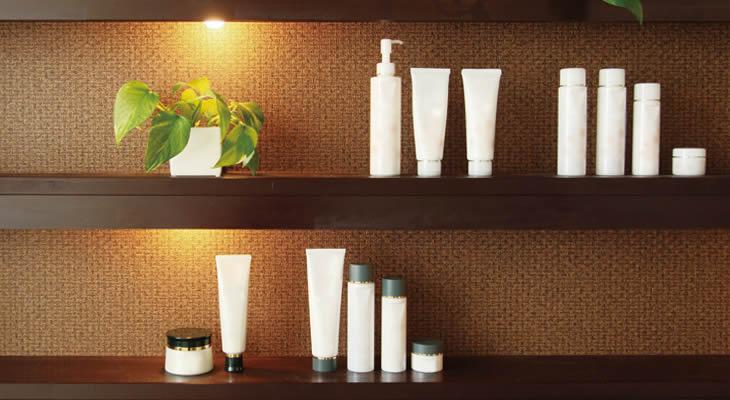 理美容品の販売店やヘアサロン・美容院、エステサロン、ネイルサロン