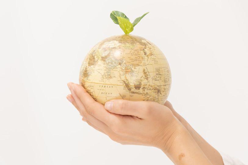 環境保全に貢献できる