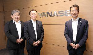 株式会社ヤナセウェルサービス様:車整備用備品、販売促進商品などの販売
